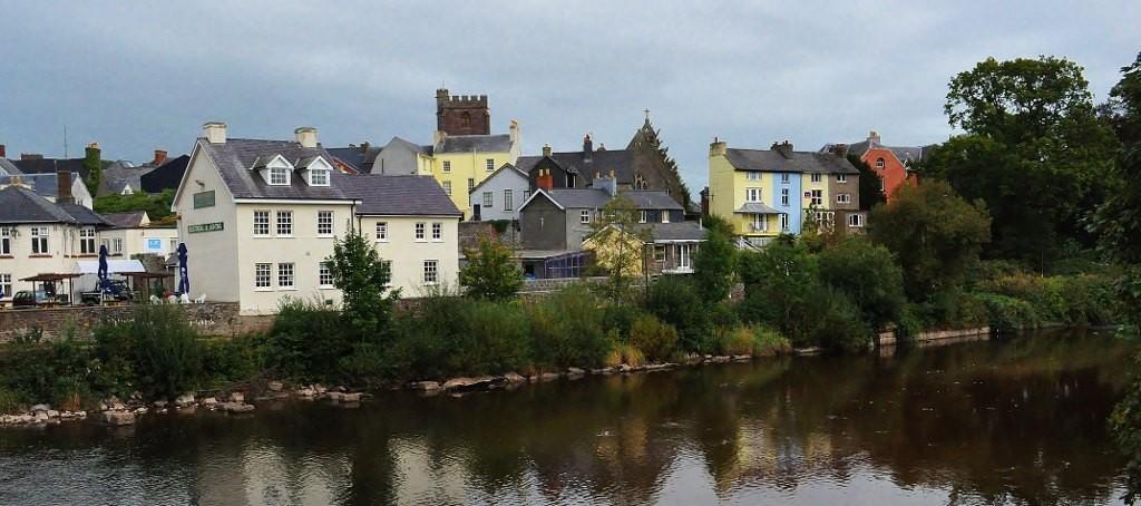 Zdjęcia: Brecon, Południe, Brecon, widoki, WALIA