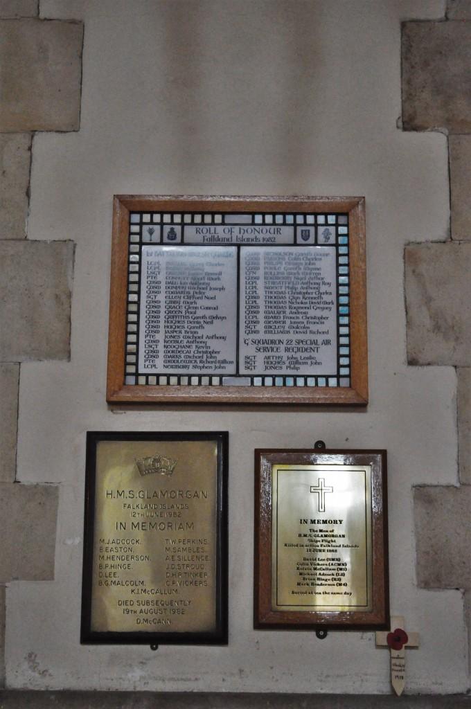 Zdjęcia: Swansea, Południowa Walia, Swansea, St Mary's Church, WALIA
