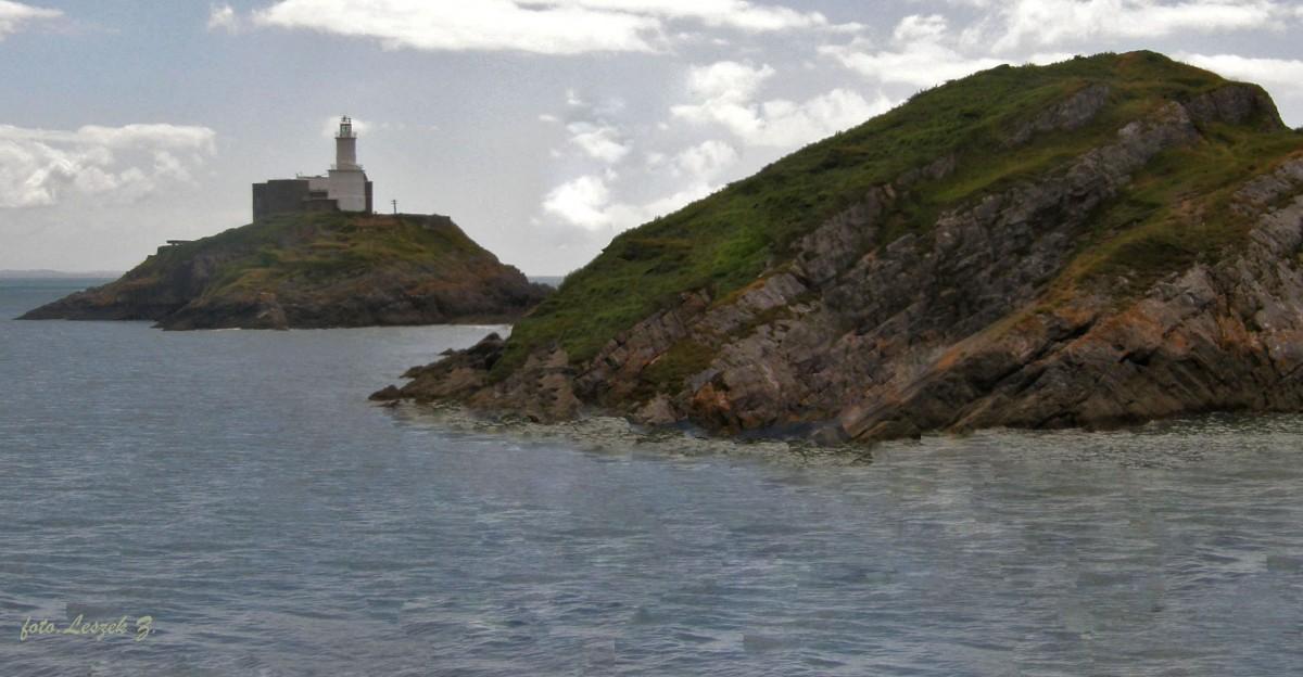 Zdjęcia: Swansea - Mambles bay, Mumbles , Mumbles - Latarnia Morska., WALIA