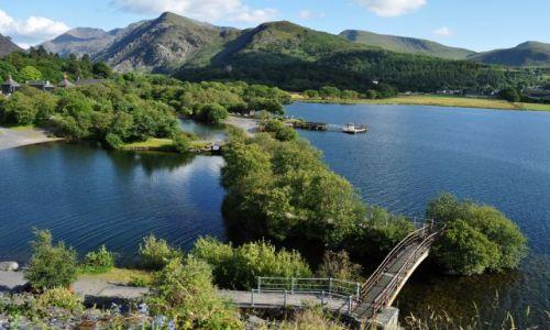 Zdjecie WALIA / - / Snowdonia National Park, wal. Parc Cenedlaethol Eryri / Snowdonia