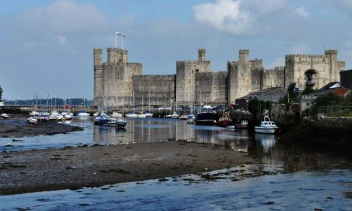 Zdjecie WALIA / - / Caernarfon / Caernarfon