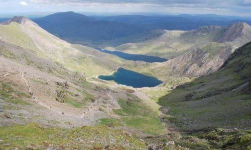 Zdjecie WALIA / Park Narodowy Snowdonia / Snowdon / Snowdonia