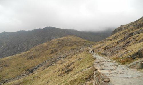 Zdjecie WALIA / Snowdonia / Snowdonia National Park / W drodze na Snowdon