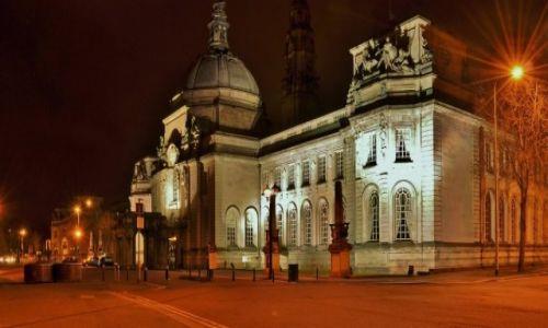 WALIA / Południowy zachód / Cardiff / Cardiff, stolica Walii