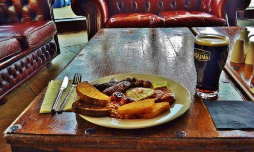 Zdjecie WALIA / Południowy Zachód / Cardiff / Angielskie śniadanie
