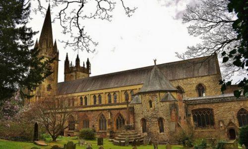 Zdjęcie WALIA / Południowy Wschód / Cardiff / Kościoły Cardiff