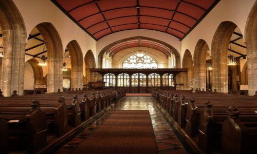 Zdjęcie WALIA / Południe Walii / Cardiff / Cardiff, kościół św. Jana Chrzcicela