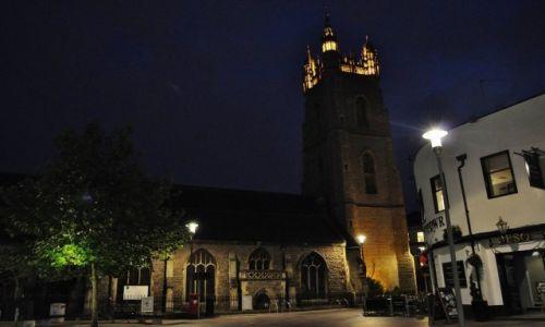 Zdjęcie WALIA / Południe / Cardiff / Cardiff nocą