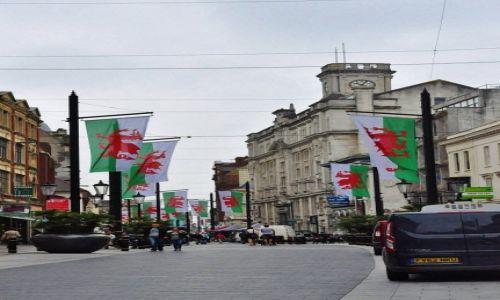 Zdjęcie WALIA / Południe / Cardiff / Cardiff, widoki