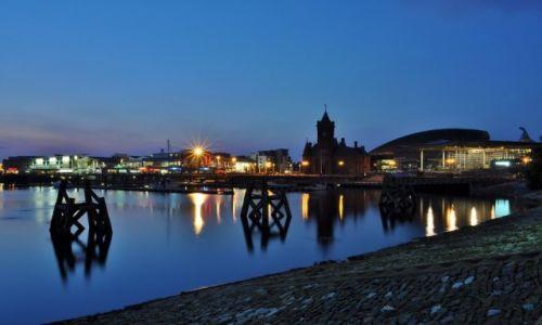 Zdjęcie WALIA / Małopolska / Cardiff / Cardiff bay