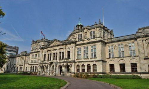 Zdjęcie WALIA / Południe / Cardiff / Cardiff, uniwersytet