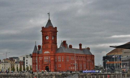 Zdjęcie WALIA / Południe / Cardiff / Cardiff bay, widoki