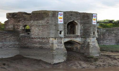 Zdjęcie WALIA / Południe / Newport / Newport, zamek