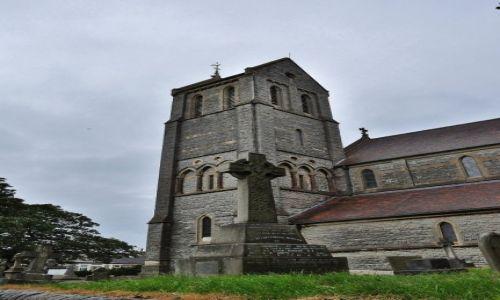 Zdjęcie WALIA / Południe / Penarth / Penarth, kościół św. Augustyna