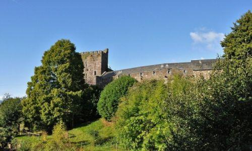 Zdjęcie WALIA / Południe / Brecon / Brecon, zamek