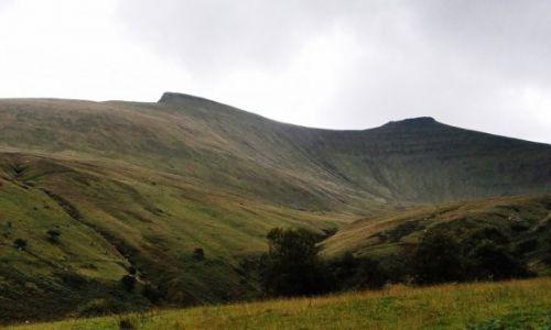 Zdjęcie WALIA / Południe / Brecon Beacons / Brecon Beacons, góry