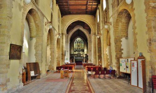 Zdjęcie WALIA / Południe / Chepstow / Chepstow, St Mary's Church