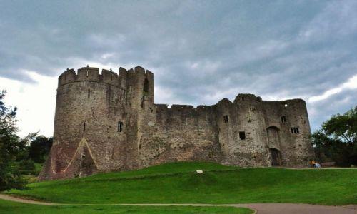 Zdjecie WALIA / Południe / Chepstow / Chepstow, zamek