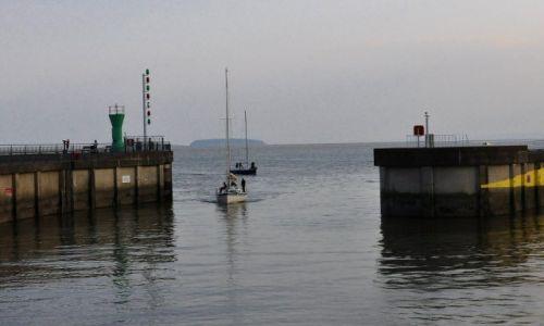 Zdjęcie WALIA / Południe / Penarth / Penarth, śluza
