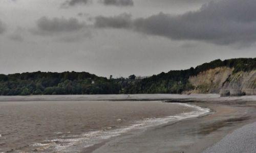 Zdjęcie WALIA / Południe / Barry / Barry, klify i wiadukt