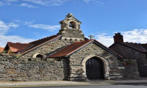 Zdjęcie WALIA / Południe / Caerleon / Caerleon, kościół katolicki
