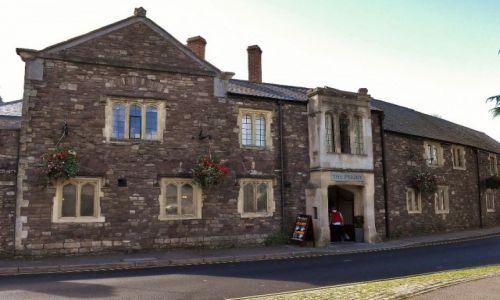 Zdjęcie WALIA / Południe / Caerleon / Caerleon, zabytkowy dom