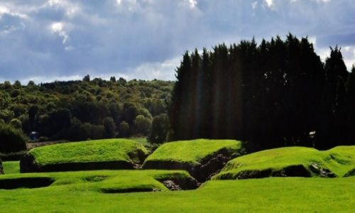Zdjęcie WALIA / Południe / Caerleon / Caerleon, cyrk armii rzymskiej