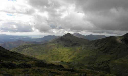 Zdjęcie WALIA / PN Snowdonia / podejscie na Snowdon / Snowdonia