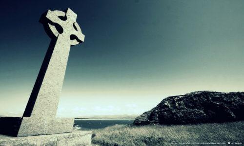 Zdjęcie WALIA / Anglesey / Wyspa Llanddwyn Ynys / Jak na Walie przystalo