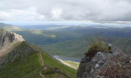 Zdjecie WALIA / Snowdonia / Snowdon via Crib Goch / Snowdonia