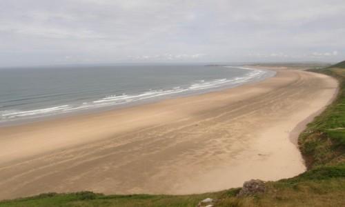 Zdjecie WALIA / Swansea. / Rhossili Bay / Rhossili - Walia.