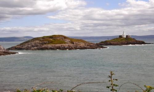 Zdjecie WALIA / Półwysep Gower. / Swansea - Mambles. / MUMBLES.