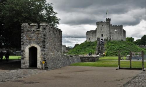 Zdjecie WALIA / Południowa Walia / Cardiff / Cardiff, zamek