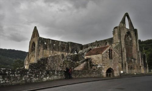 Zdjęcie WALIA / Południowa Walia / Tintern / Tintern Abbey