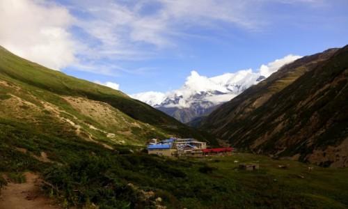 Zdjecie WALIA / Annapurna / Annapurna / Wioska