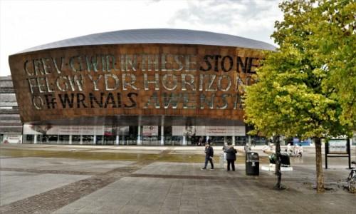 Zdjęcie WALIA / Południowa Walia / Cardiff / Cardiff Bay, opera