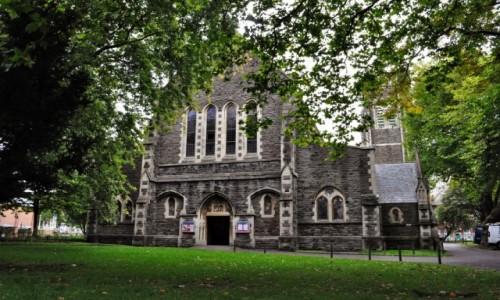 Zdjęcie WALIA / Południowa Walia / Swansea / Swansea, St Mary's Church