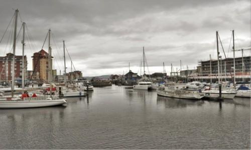 Zdjęcie WALIA / Południowa Walia / Swansea / Swansea, port