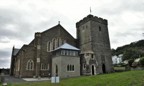 Zdjęcie WALIA / Południowa Walia /  Mumbles / Mumbles, kościół