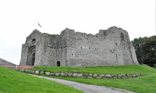 Zdjecie WALIA / Południowa Walia / Mumbles / Oystermouth Castle