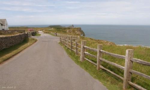 Zdjecie WALIA / Półwysep Gower. / Swansea / Rhossili.