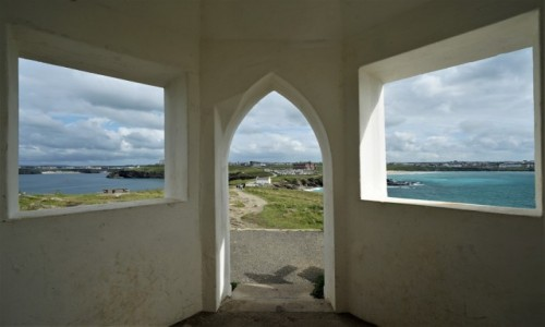 Zdjecie WALIA / Kornwalia / Newguay / Podglądanie krajobrazu