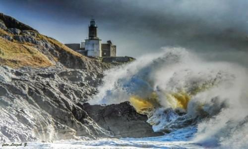 Zdjecie WALIA / Swansea. / Mumbles. / Latarnia morska Mumbles.