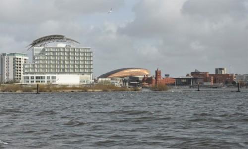 Zdjecie WALIA / Cardiff / Cardiff Bay / Cardiff Bay, panorama