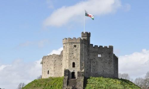 Zdjęcie WALIA / Stolica / Cardiff / Cardiff, zamek