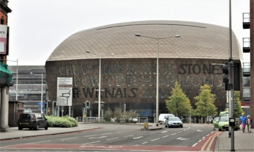 Zdjecie WALIA / Stolica / Cardiff / Cardiff, bay, opera