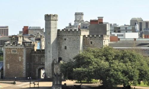 WALIA / Stolica / Cardiff / Cardiff, zamek
