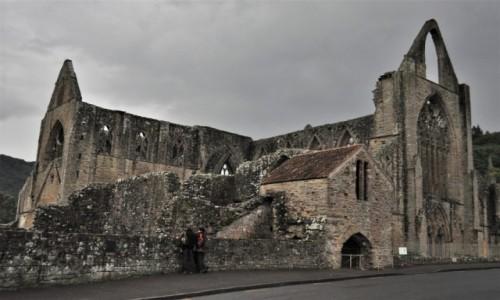 Zdjecie WALIA / Południowy wschód  / Tintern / Tintern Abbey