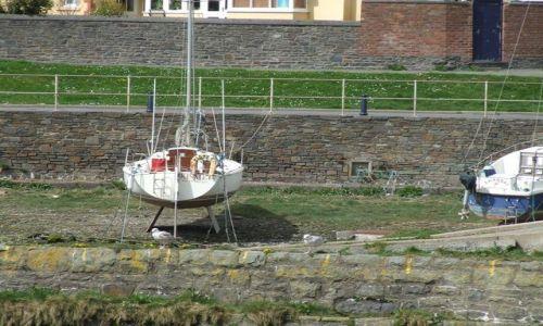 Zdjecie WALIA / Walia / Aberystwyth / łódeczka