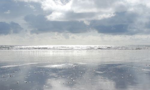 Zdjecie WALIA / Gower Peninsula / Rhossili / blue...